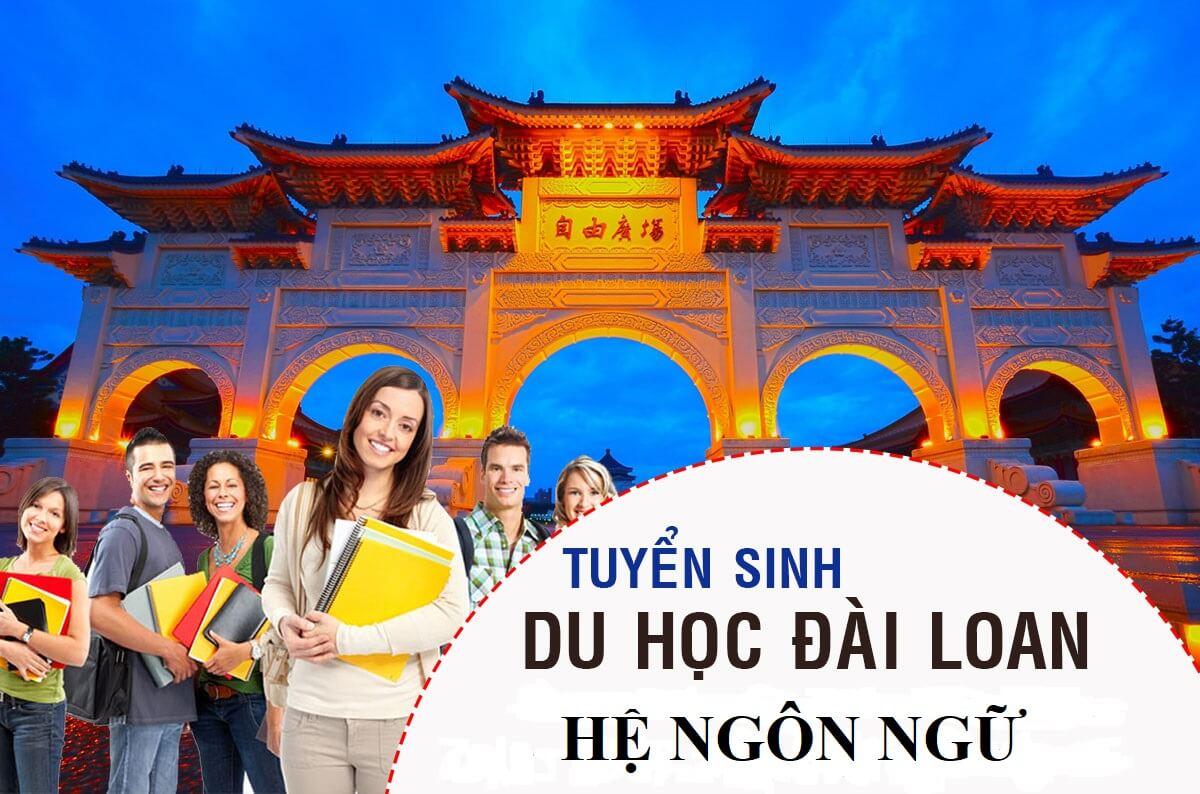 Du học Đài Loan hệ ngôn ngữ