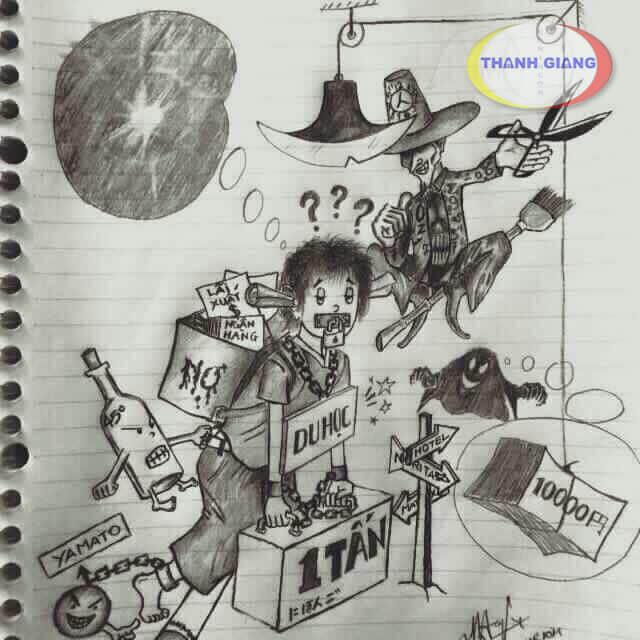 Vỡ mộng du học Hàn Quốc