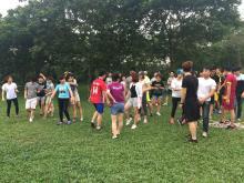 Các hoạt động thể thao tại Thanh Giang