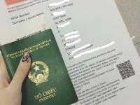 Hướng dẫn điền tờ khai mẫu đơn xin visa du học Đài Loan