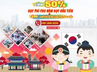 Chương trình học bổng du học Hàn Quốc kỳ tháng 3, tháng 9