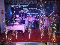 Chương trình mừng sinh nhật công ty Thanh Giang tròn 8 tuổi