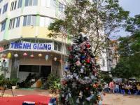 Thanh Giang Conincon hân hoan chào đón Giáng Sinh 2019