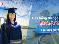 [New] Thông tin học bổng Singapore trường SHRM