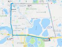 Hướng dẫn chỉ đường đến Thanh Giang Conincon