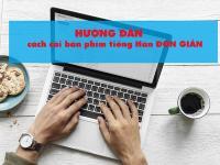 Cách cài bàn phím tiếng Hàn ĐƠN GIẢN trên điện thoại, máy tính