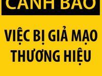 Cảnh bảo việc giả mạo Thanh Giang