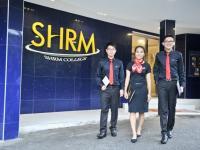 Chi phí du học Singapore tại trường quản lý khách sạn (SHRM)