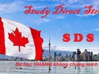 Cập nhật chương trình Visa du học Canada SDS mới nhất