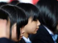 Có phải nữ sinh Nhật Bản không được để tóc mầu?