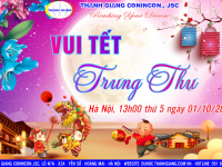 """""""Cùng Thanh Giang vui Tết đoàn viên"""" – Trọn vẹn mùa trăng"""