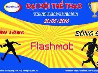 Bùng cháy với đại hội thể thao 2016 - Du học Nhật Bản Thanh Giang