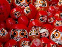 Tìm hiểu về Daruma - búp bê may mắn ở Nhật Bản