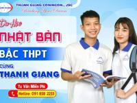Du học Nhật Bản bậc THPT cùng Thanh Giang – Sự chuẩn bị tốt nhất cho tương lai