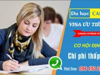 Du học Canada với Canada Express Study (CES)