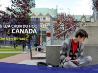 Tổng các khoản chi phí khi đi du học Canada năm 2018