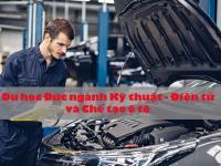 Du học Đức ngành Kỹ thuật – Điện tử và Chế tạo ô tô