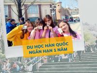Du học Hàn Quốc 1 năm thực hư thế nào?
