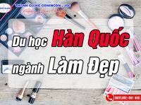 Du học Hàn Quốc ngành làm đẹp có tốt không?