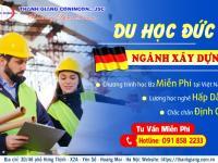 Du học nghề ngành Xây dựng tại Đức - Cơ hội việc làm và định cư sau tốt nghiệp