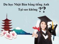 3 bước để du học Nhật Bản bằng tiếng Anh trong tầm tay