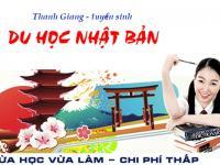 Thanh Giang liên tục tuyển sinh du học Nhật Bản 2019 kỳ tháng 7