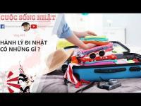 """Kinh nghiệm """"BỎ TÚI"""" chuẩn bị hành lý trước khi đi du học Nhật"""