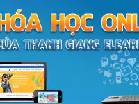 HỌC TRỰC TUYẾN CỦA THANH GIANG ELEARNING