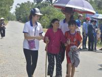 Hoạt động thực tế của học viên Thanh Giang Conincon