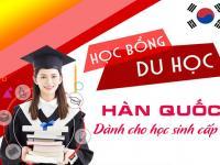 """Hướng dẫn """"Săn"""" học bổng du học Hàn Quốc cho học sinh cấp 3"""