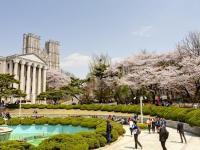Học bổng Hàn Quốc toàn phần