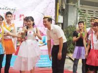 Chinh phục ước mơ được ngắm hoa anh đào của học viên Thanh Giang