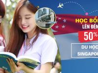 Học bổng Singapore lên đến 50% học phí tại học viện quốc tế Amity