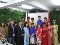 Chương trình giao lưu giữa sinh viên trường Setsunan và Thanh Giang