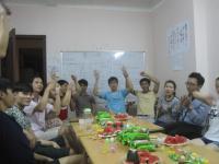 Ngày 20 tháng 10 tại trung tâm Thanh Giang CONINCON