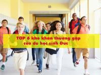 TOP 6 khó khăn thường gặp khi đi du học Đức