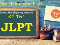 Kỳ thi JLPT – Cập nhật lịch thi JLPT mới nhất