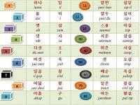 Cách dùng số đếm trong tiếng Hàn