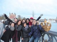Tâm sự về cuộc sống của du học sinh Thụy Điển