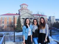Tâm sự của một cô gái du học Canada