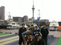 Tâm sự ngày trở về của du học Newzealand
