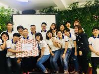 Chương trình RUNG CHUÔNG VÀNG tại Thanh Giang