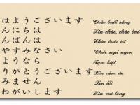 Những câu nói thông dụng trong lớp học