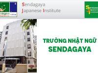 Tuyển sinh học bổng Sendagaya kỳ tháng 4/2018