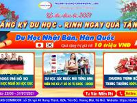 Khởi động hè 2021 với loạt ưu đãi hấp dẫn từ Du học Thanh Giang