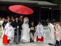 Văn hóa cưới hỏi đặc sắc của người Nhật