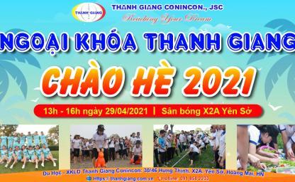 CHƯƠNG TRÌNH NGOẠI KHÓA - CHÀO ĐÓN MÙA HÈ 2021