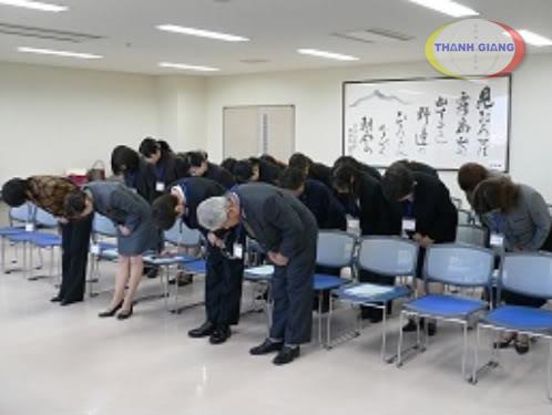 Văn hóa công sở Nhật Bản